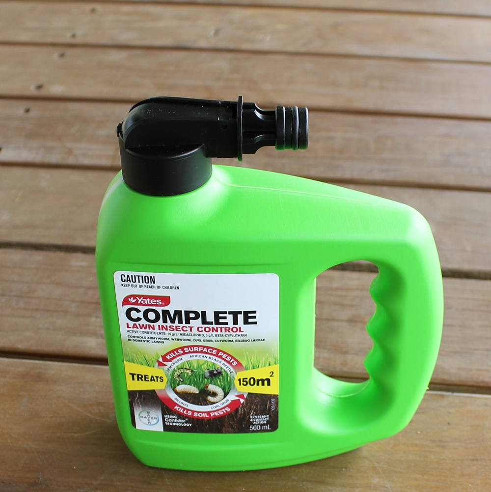 Yates Complete Lawn Insect Control