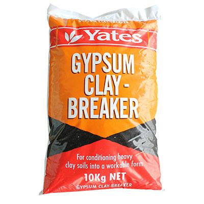 Yates Gypsum Clay Breaker