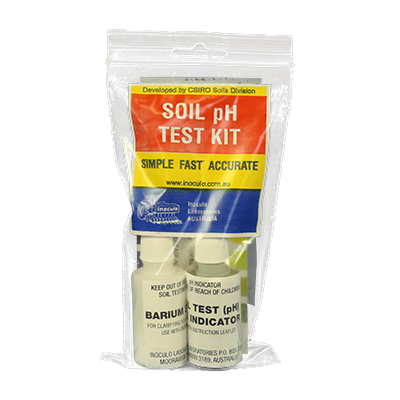 Soil Testing and Improvement