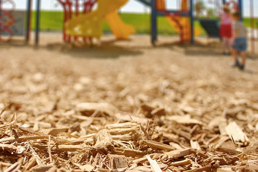 Mulch In Playgrounds Trial Studies