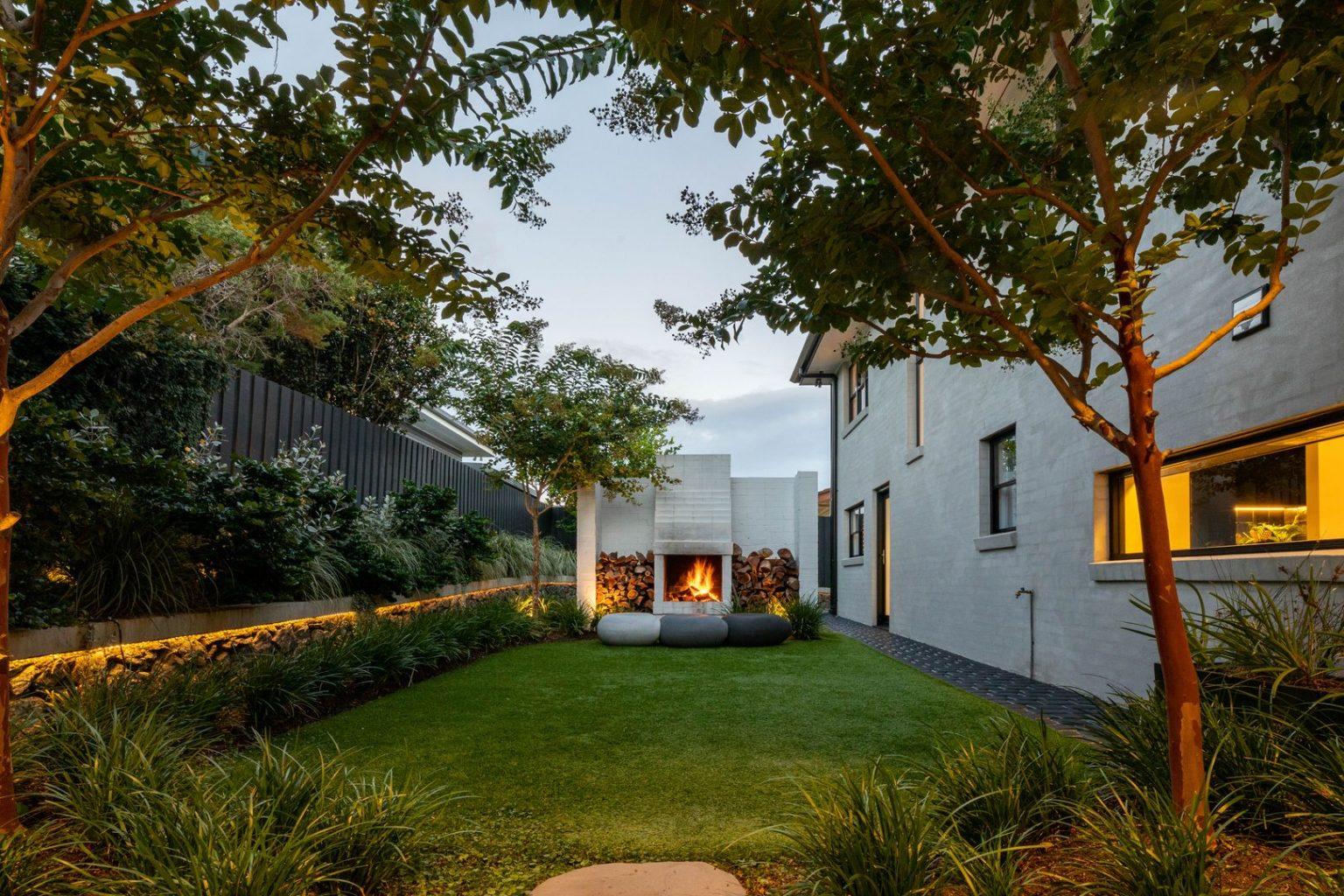 Landscape Garden Design After